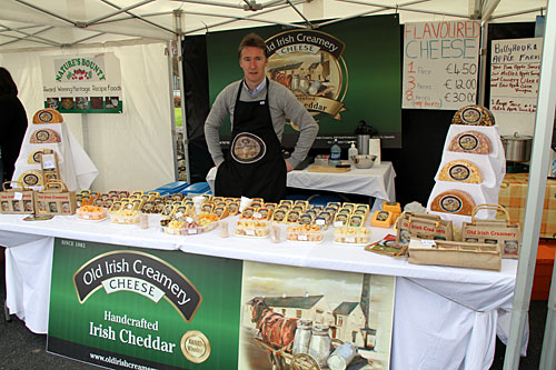 J O D Foods Ballyhoura Food Fair Kilmallock